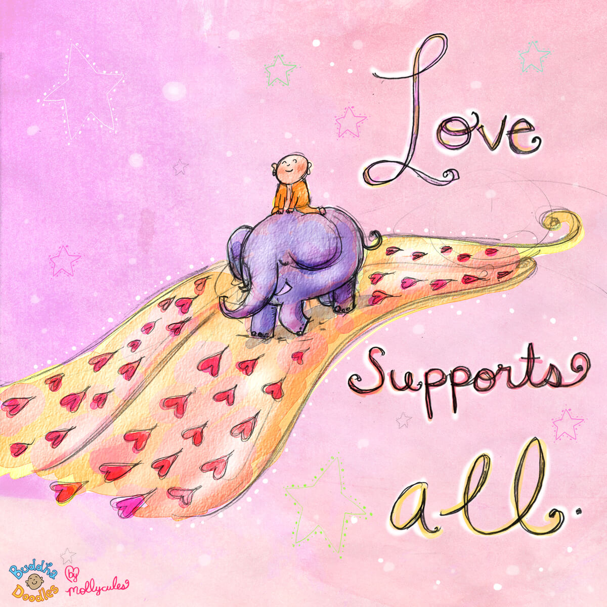 Love Supports All